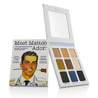 Meet Matt(E) Ador Matte Eyeshadow Palette 21.6g/0.756oz