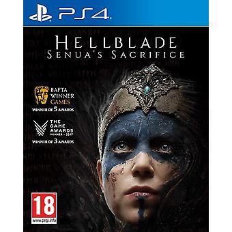 Jeu de Hellblade Senua-apos;s Sacrifice PS4