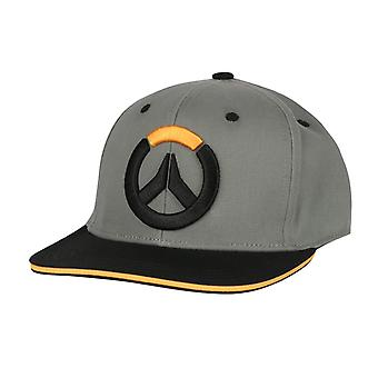 Overwatch Blocked Stretch Fit Hat Keps One Size