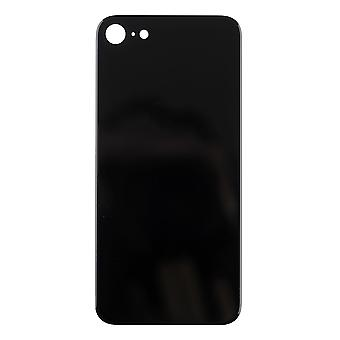 Space Grey zurück Glas Ersatz für iPhone 8 | iParts4u
