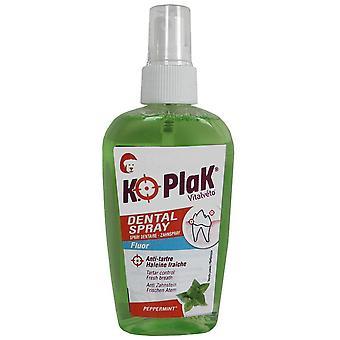 Vitalvéto Dental Spray K.O Plak 150Ml (Dogs , Grooming & Wellbeing , Dental Hygiene)
