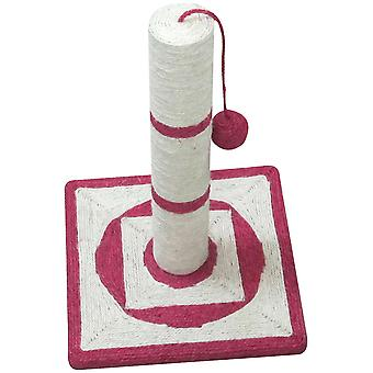 Ica Square Scraper with Ball (Cats , Toys , Scratching Posts)