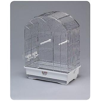 Mgz Alamber Elisa Chrome Cage (Birds , Cages and aviaries , Cages)