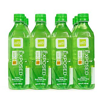 Alo Exposed Aloe Vera Saft-( 500 Ml X 12 Flaschen)