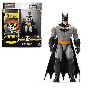 DC Batman Basic 4'' Figur - Batman