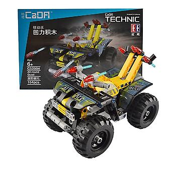 CaDFI Building Blocks - Wheelwith Traction Function