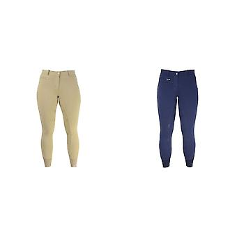 HyPERFORMANCE Womens/Ladies Derby Silicon Jodhpurs