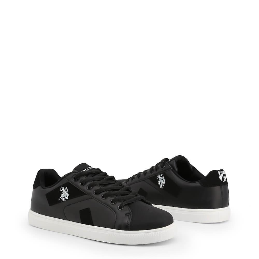 U.s. Polo Assn. Original Men Spring/summer Sneakers - Black Color 39022