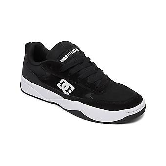 DC Penza Trainers in Black/White