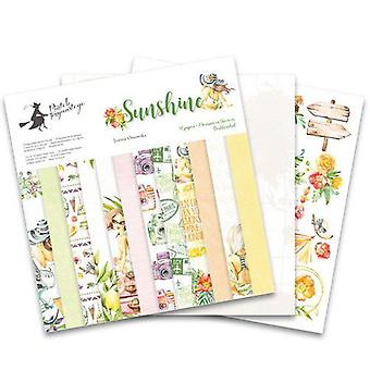P13 Double-Sided Paper Pad 12