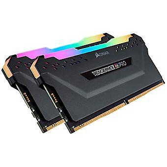 Corsair Vengeance RGB PRO DDR4 valo lisälaite KIT (Senza Memoria di Lavoro) Kit di Memoria Illuminato RGB LED Entusiasta, Nero