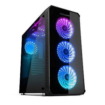 ATX Semi-tower Box NOX NXHUMMERTGX RGB