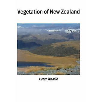 Vegetation of New Zealand by Wardle & Peter