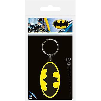 Batman symboli kumi avaimenperä
