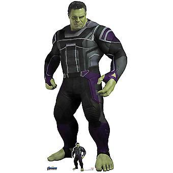 Hulk from Marvel Avengers: Endgame Official Lifesize Cardboard Cutout