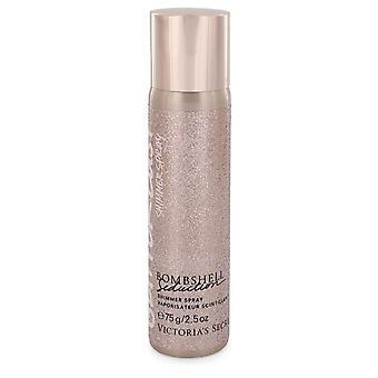 Bombshell Seduction de Victoria's Secret Glitter Lust Shimmer Spray 2.5 oz / 75 ml (Mujeres)