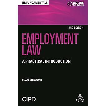 Arbetsrätt - En praktisk introduktion av Elizabeth Aylott - 978074