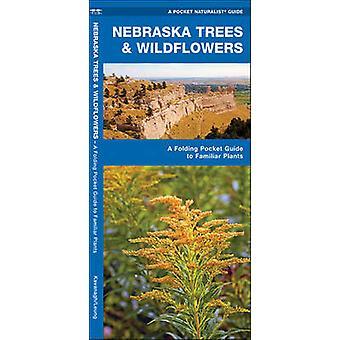 Nebraska Trees & Wildflowers - A Folding Pocket Guide to Familiar Plan