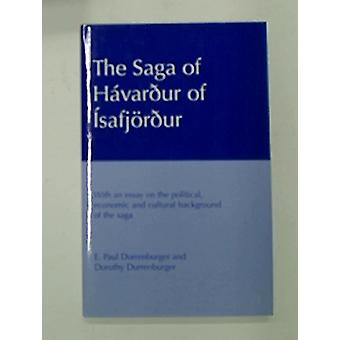The Saga of Havardur of Isafjord by Dorothy Durrenberger - 9781874312
