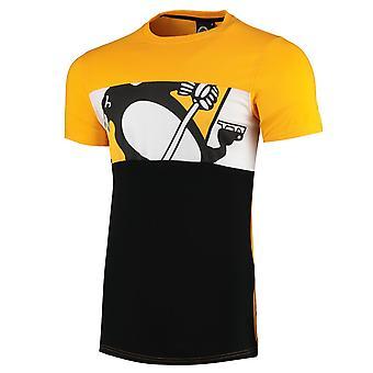 Pittsburgh Penguins NHL Cut & Sew Fan Shirt