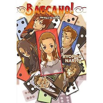 Baccano Vol. 4 light novel by Ryogho Narita