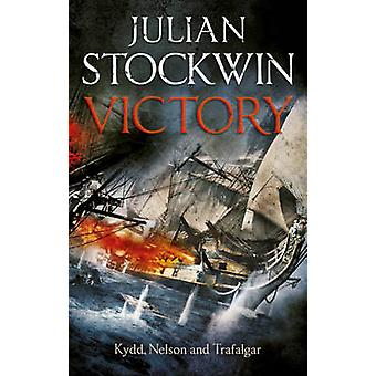 Victory - Thomas Kydd 11 by Julian Stockwin - 9780340961216 Book