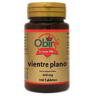 Obire Flat Belly 100 Tablets