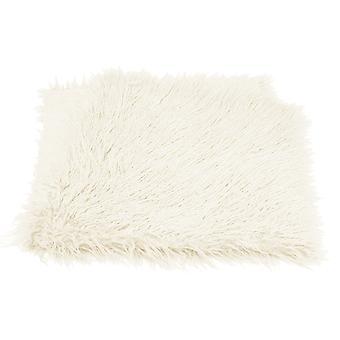 YANGFAN Newborn/Baby Soft Artificial Wool Blanket