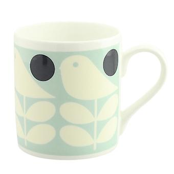 Orla Kiely Early Bird Light Blue China Mug