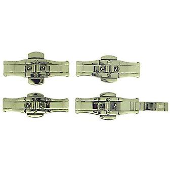 Watch strap butterfly clasp spring release (ladies sizes)