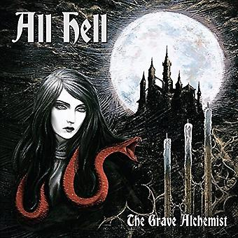 All Hell - Grave Alchemist [CD] USA import