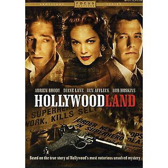 Hollywoodland [DVD] USA import