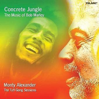 Monty Alexander - Concrete Jungle: Music of Bob Marley [CD] USA import