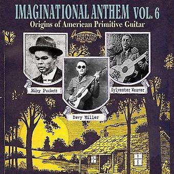Imaginational Anthem - Vol. 6-Imaginational Anthem [CD] USA import