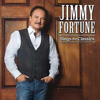 Jimmy Fortune - Sings the Classics [CD] USA import