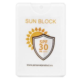 3x Pocket-sized sunscreen - SPF 30