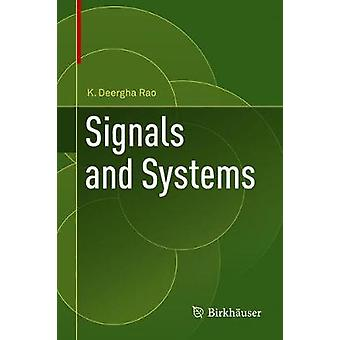 Signals and Systems by K. Deergha Rao - 9783319686745 Book