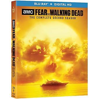 Frukta den Walking Dead: säsong 2 [Blu-ray] USA import