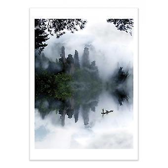 Art-Poster - Mondo Cinese DreamWorld - Tatiana Gorilovsky 50 x 70 cm