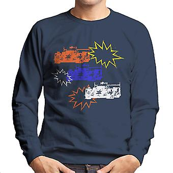 Motorsport Images Alpine A470 Pierre Thiriet Men's Sweatshirt