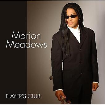 Marion Meadows - Player's Club [SACD] USA import