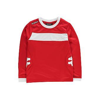 Kappa Remilio Long Sleeve T-Shirt Junior Boys
