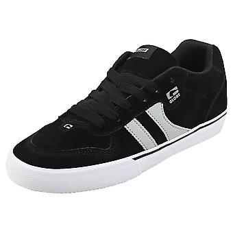 Globe Encore 2 Mens Skate Trainers in Black Grey