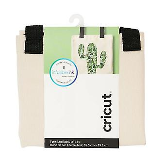 Cricut Infusible Ink 14x14 Inch Tote Bag Blank Medium