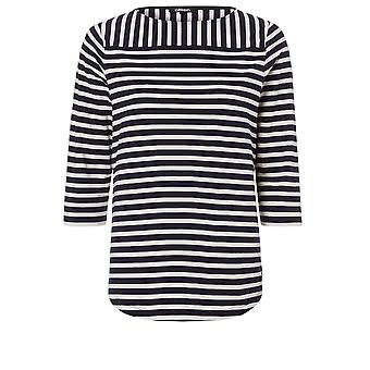 Olsen Bold Striped Top