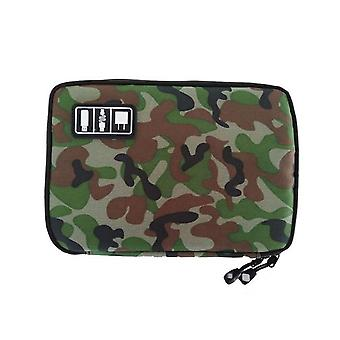 Gadget Cable Organizer Storage Bag For Travel - Electronic Accessories Pouch Kit