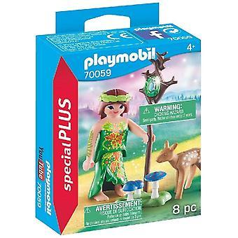Playmobil 70059 Special Plus Fairy med rådjur