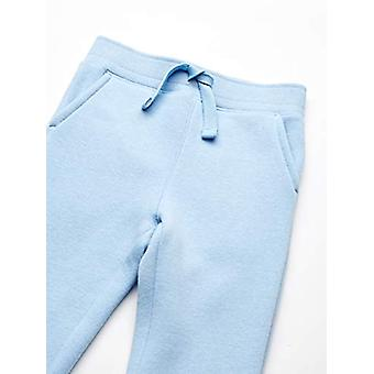 Essentials Boy's Fleece Jogger, Light Blue, XX-Large