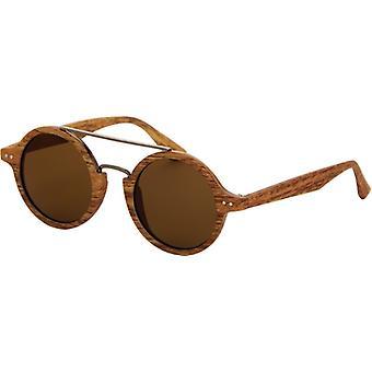 Sunglasses Unisex around light brown (AZB-050)