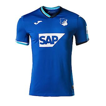 2020-2021 Hoffenheim Joma Thuis voetbalshirt